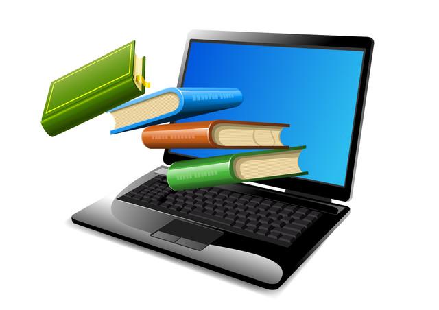 244c26bc5fe2763400a82c95b8925278-books-floating-on-opened-laptop