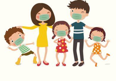 Какво да правят родителите при случай на COVID-19