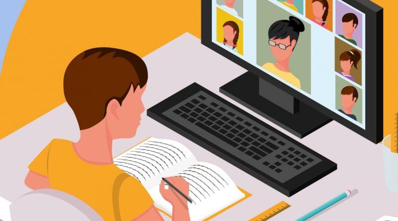 Организация за обучение в електронна среда