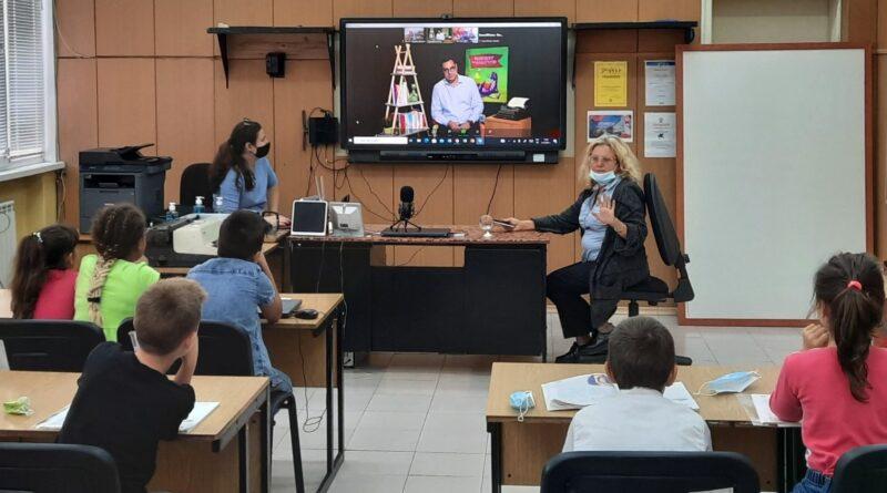 """""""Походът на книгите"""" със Светослав Иванов"""